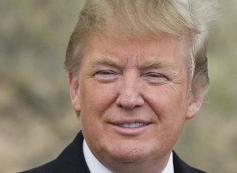 Ông trùm Donald Trump. Ảnh: AFP.