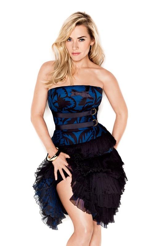 Kate Winslet từng bị bạn bè chê cười vì... béo