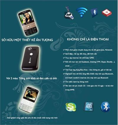7 Lý do lựa chọn Bluefone B122