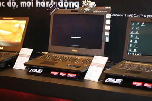 Ngắm laptop Châu Kiệt Luân tại Việt Nam