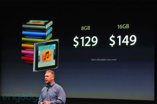 Tường thuật sự kiện Apple ra mắt iPhone thế hệ mới