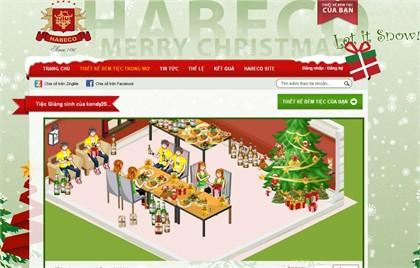 Đón Noel tưng bừng cùng Habeco