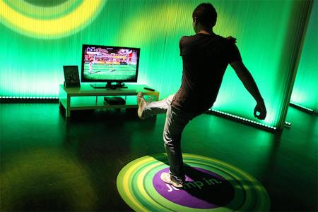 Công nghệ cảm ứng chuyển động Kinect không còn bó hẹp trong thế giới game.