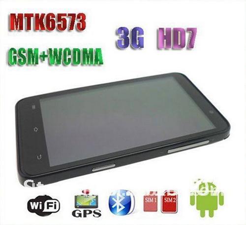 Smartphone HD7 3G đắt hàng đến giờ chót