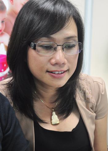 Bác sĩ Đào Thị Yến Phi.