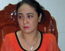 Bà Trần Thuý Liễu